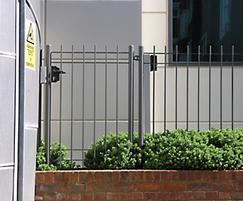 Modena single leaf gate