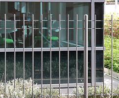 1200mm high Modena railings