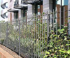 1200mm high Modena fencing
