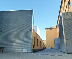 Italia-100 wall cladding