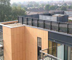 Italia 80 roof top balcony London Road Isleworth London