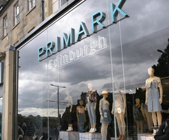 Primark's flagship store in Edinburgh