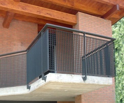 Balustrades and balconies