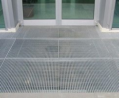 Barrot pedestrian grating - flooring
