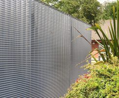 DeltaWing 100 bin store compound fencing Livingston