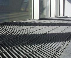 Electrofused floor grating - EF 25x7625x2