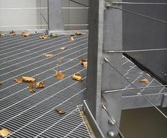 Electrofused floor grating