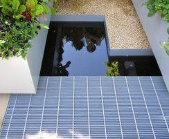 Electrofused floor grating - PL 22x66 30x3