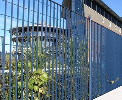 Fencing, RNLI Lifeboat College, Poole