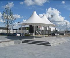 Portlaoise urban park, Republic of Ireland