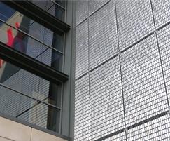Stereo-kinetic at H&M, Edinburgh