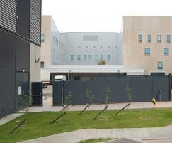 Hospital service area