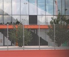 MUGA for Gainsborough Primary School at Olympic Park