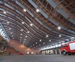 Zehnder ZBN radiant ceiling panels