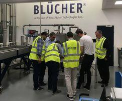 BLUCHER UK: New BLÜCHER Test and Training Centre