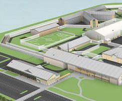 HMP Berwyn super-prison, Wrexham