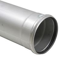 BLÜCHER® EuroPipe 315mm stainless steel pipe