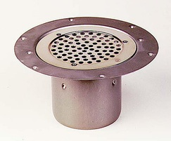 Light duty 260.300.110 stainless steel drains