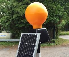 Solar cell in portrait slimline version