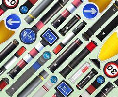 Street Furnishings'  StreetSafe bollards range