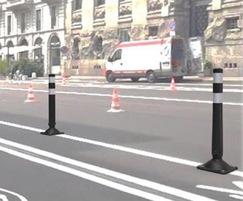 Cycle lane separators