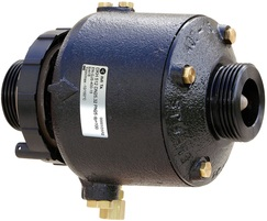 DKH 512 flow and differential pressure controller