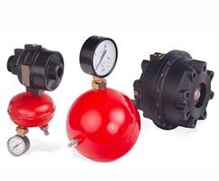 PM 512 pressure relief valve