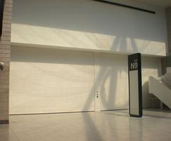 Sonaroll acoustic roller shutter