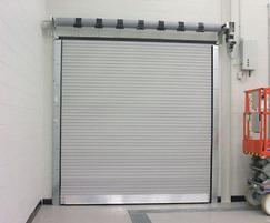 Fireroll VR60 industrial fire-rated roller shutter