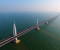Hong Kong–Zhuhai-Macau bridge