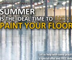 Watco UK: Paint your floor and transform your premises with Watco
