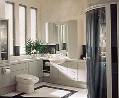 MEDITE MR used in bathrooms