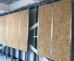 MEDITE SMARTPLY: PATTRESS PLUS panels used in new Queensferry High School