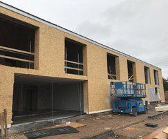SMARTPLY ULTIMA OSB4 panels help transform barns