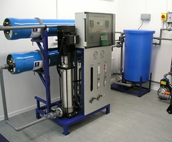 Ionmaster RO reverse osmosis plant 2000-6000 lit/hr