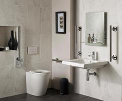 Concept Freedom accessible bathroom suite