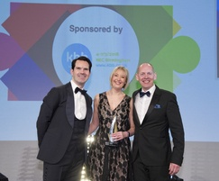 Ideal-Standard: Bathroom Product of the Year Award for Ideal Standard