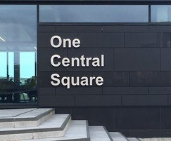 One Central Square, Cardiff