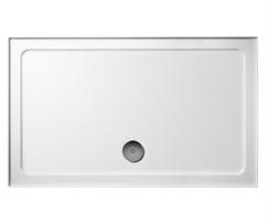 Simplicity low profile shower trays - rectangular