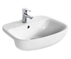 Studio Echo semi countertop washbasin