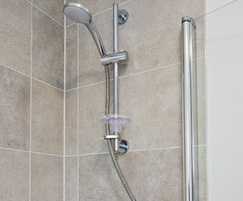 Showers from Ideal Standard installed in all homes