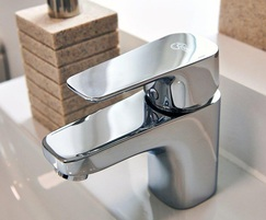 Tesi brassware used in all bathrooms
