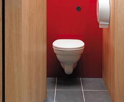 Sensorflow Solo WC flushing sensor