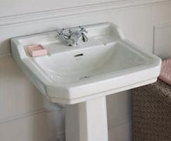 56cm Waverley washbasin U470101