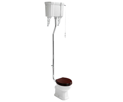 Waverley high level WC