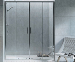 Simplicity 1200mm x 800mm flat top shower tray