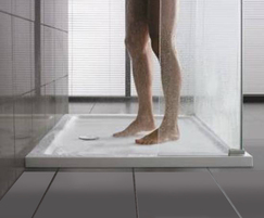 Simplicity low profile shower trays from Ideal Standard