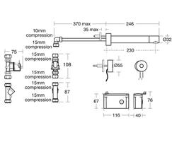 Leadenhall basin technical drawing