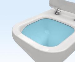 AquaBlade® toilet system