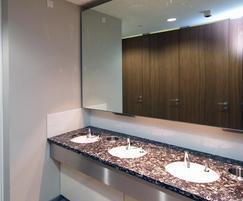 Bespoke Façade Flush washroom